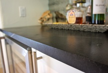 Soapstone Countertops / Soapstone Countertops. A collaboration of jobs we have completed  / by Latera Surfaces