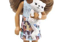 Pszyjaciulka Barbie mała i modna