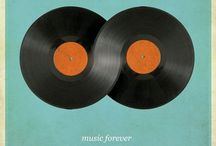 Music forever / Graphic & photography / by alexandra erlhoff