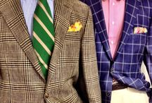 Repp Stripe Ties / by Bows-N-Ties .com