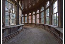Architetture abbandonate