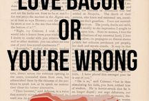 BACON / by Erin Winn