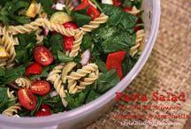 Shrinking Kitchen {Healthy Recipes}