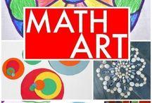 Maths - art
