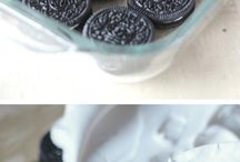 oreo icebox cake. WOW!