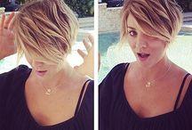 Short hair styles / by Lori Hatch Wright