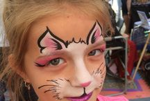 face painting (intermediate)