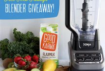 Free First Fridays Blender Giveaway!