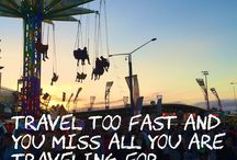 Travel quotes / Inspirational sayings, expressions and quotes to inspire one to grow, learn and find contentment