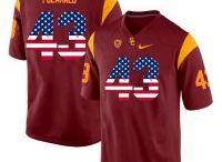 cheap wholesale USC Trojans NCAA sports jerseys