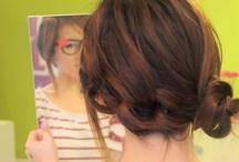 Hair Styles / by Tiffany Kyzer