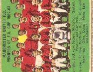 A&BC Gum 1963-64 Footballer