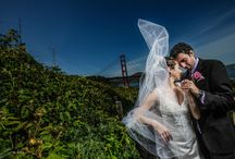 Golden Gate Bridge Collection / What better photo backdrop than this iconic SF structure?  / by Sasha Yevelev