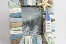 Arts and crafts - By the seaside ... / by Louisa Higgins