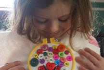 Kid Fashion Education - Sewing