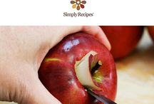 Recipes- Fruit & Vegetable