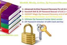 WinRAR and WinZip Password Hacker