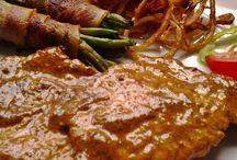 sertés húsból