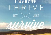 Le-vel Thrive / by Lisa Charles