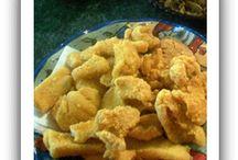 Crappie Recipes & Food