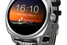 Omate Roma / The Omate Roma is a companion smartwatch that works with both Android and iOS smartphones and focuses on time sync and push notifications.