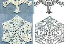 Crochet-decorations