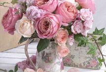 Blomsterarrangement