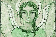 Spirit: Angels/ Engel / Angel Medicine. -- Engelmedizin.