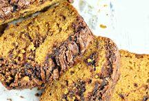 Breads / Recipes for all kinds of bread. Wholewheat bread, bread rolls. Banana bread, pumpkin bread.
