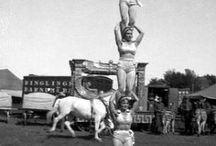 Cirkus / Om min Cirkusfamiglie