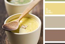 Olive Green & Soft Yellow - Making do