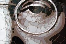 Mosaic, Concrete, Ceramics, Outsider Environments  / by Jynja Calderon