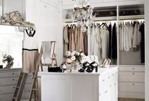 Dream Bedroom/Closet / by Ana AR