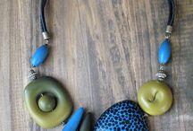 polymer - náhrdelníky