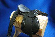 my model horse tack
