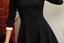 Sukienki, spudnice...