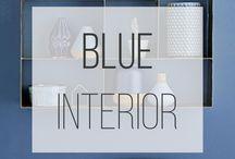 - BLUE INTERIOR -