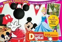 para Cumpleaños #EviaDIGITAL / by Evia Ediciones
