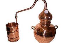 Copper Whiskey Moonshine Still
