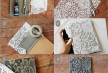 Make These Someday / Crafts, homemade projects, photo organization ideas / by Nancy Meraz