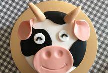 Cakes / Cakes, cake decorating