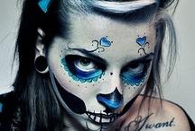 Creative make up / by Zendi Cruz