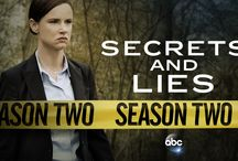 Season 2 / New secrets and new lies. Who's got something to hide? #SecretsAndLies / by Secrets and Lies