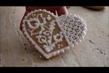 Gingerbread Studio | Cookie Decorating Tutorials / Cookie decorating tutorials from Gingerbread Studio