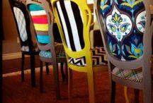 Cadeiras Provençais