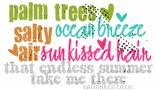 Palm Trees and Beachy Things~ / the Beach: what's not to love? / by Patti Brown