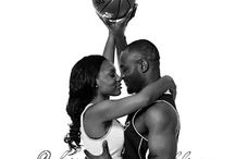 Basketball wedding