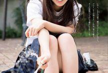 笑顔 女の子