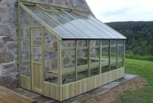 Growing Greens / Need some greens in my life so why not grow my own, but first I need to build a greenhouse. Some people have some seriously cool ideas.