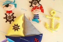 Tema marinheiro